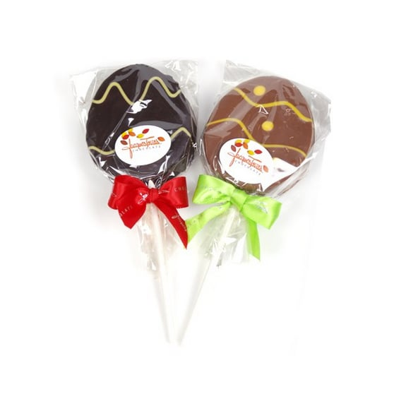 Jacques Torres Peanut Butter Marshmallow Egg Lollipops