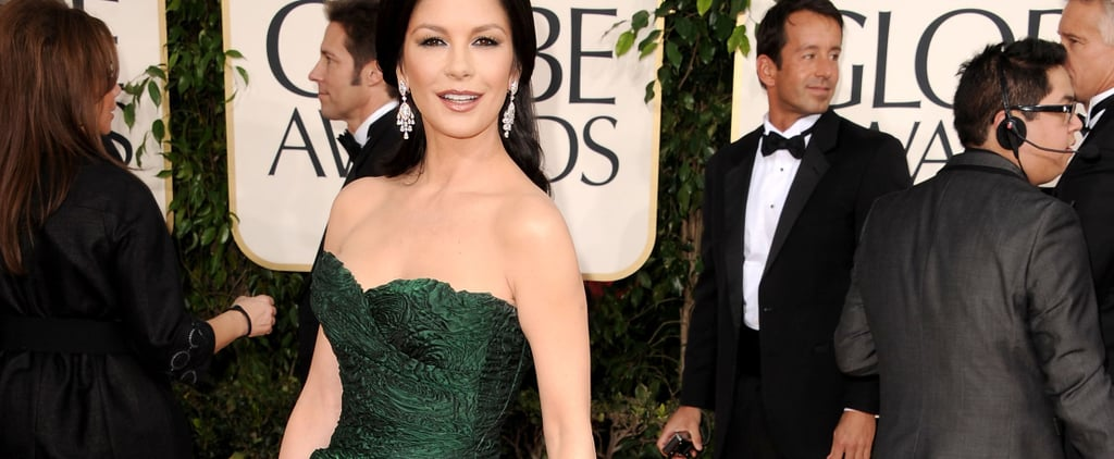 Catherine Zeta-Jones's Dresses