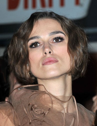 How To Get Keira Knightley S Makeup Look From The 2010