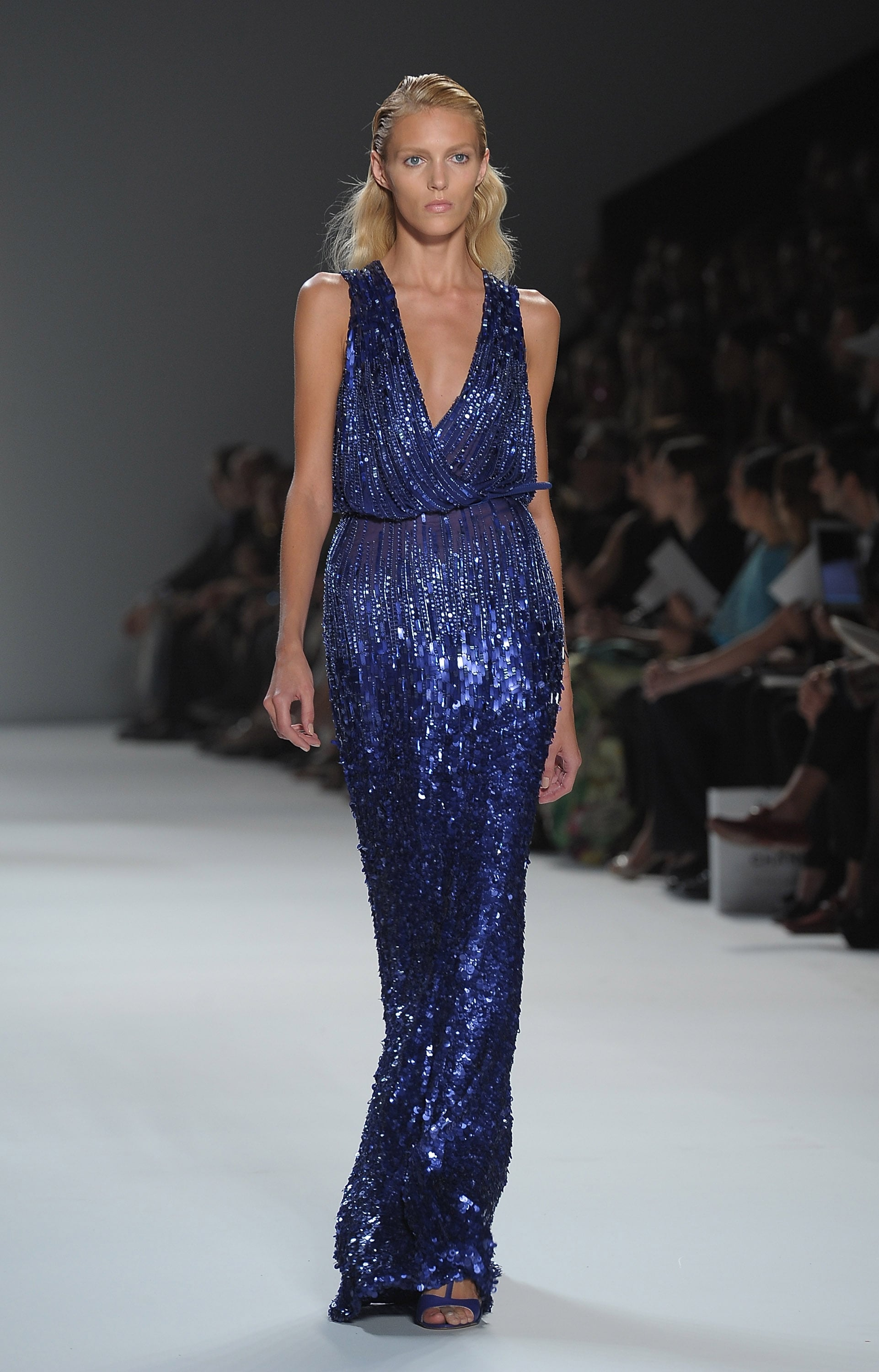 Review and Pictures of Elie Saab Runway Show at 2012 ...