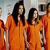 The Liars in Their Orange Jumpsuits