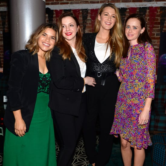 Sisterhood of the Travelling Pants Reunion Pictures