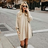 Fheaven Sweater Dress