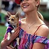 Legally Blonde — Elle Woods and Bruiser