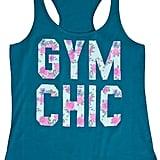 Fifth Sun Women's Gym Chic Graphic Tank