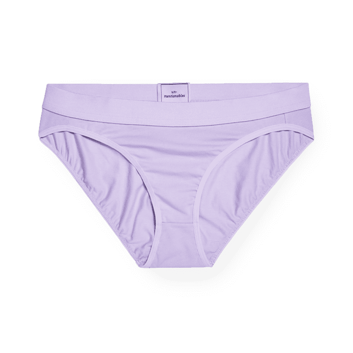 Boy Smells Lilac Brief