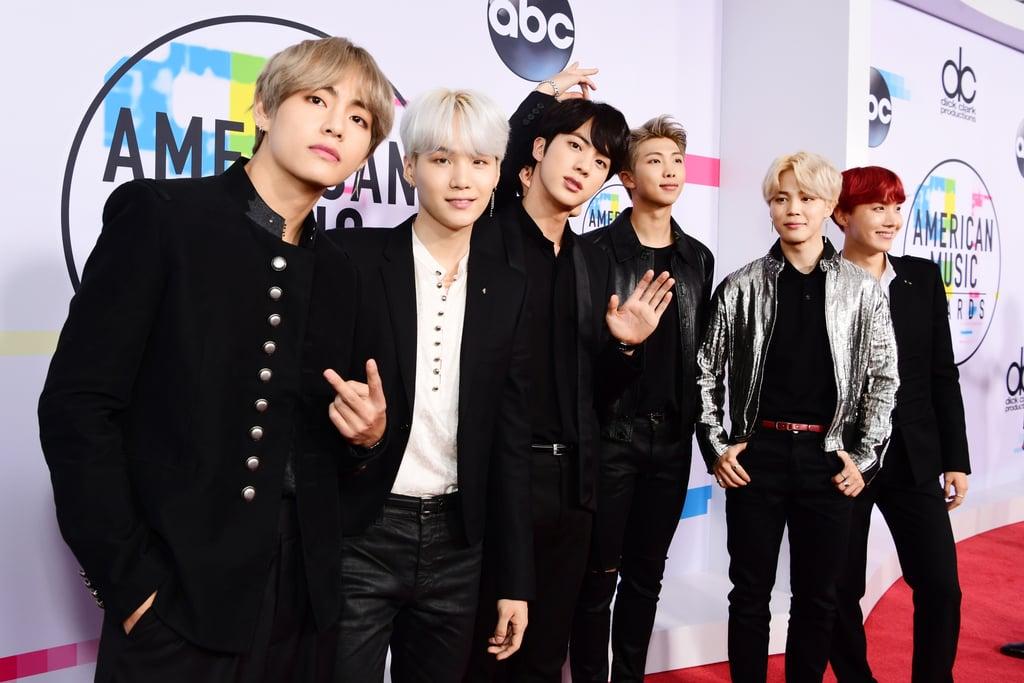 Resultado de imagen de BTS american awards