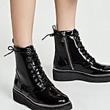 Michael Kors Tavie Combat Boots