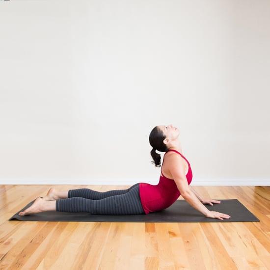 How to Do Cobra Pose