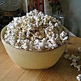 Cheesy-Spicy Popcorn