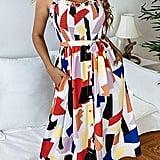 Prettygarden Summer Midi Dress
