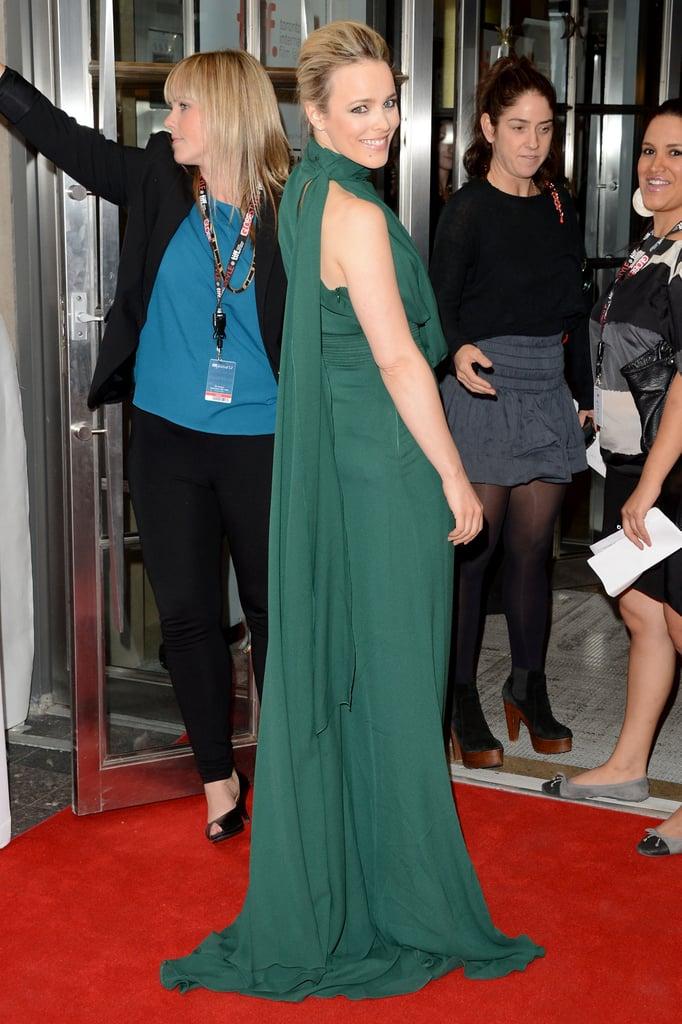 Rachel McAdams Brings Her Wonder to TIFF