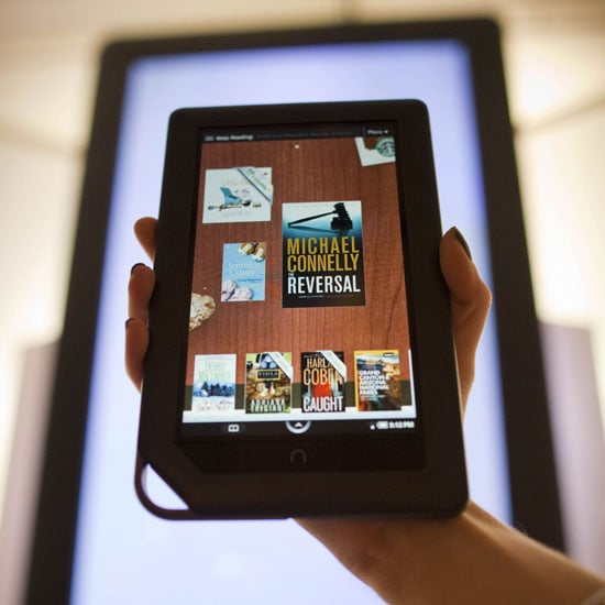 Nook Tablet Available Nov. 16, Preorder Nov. 7