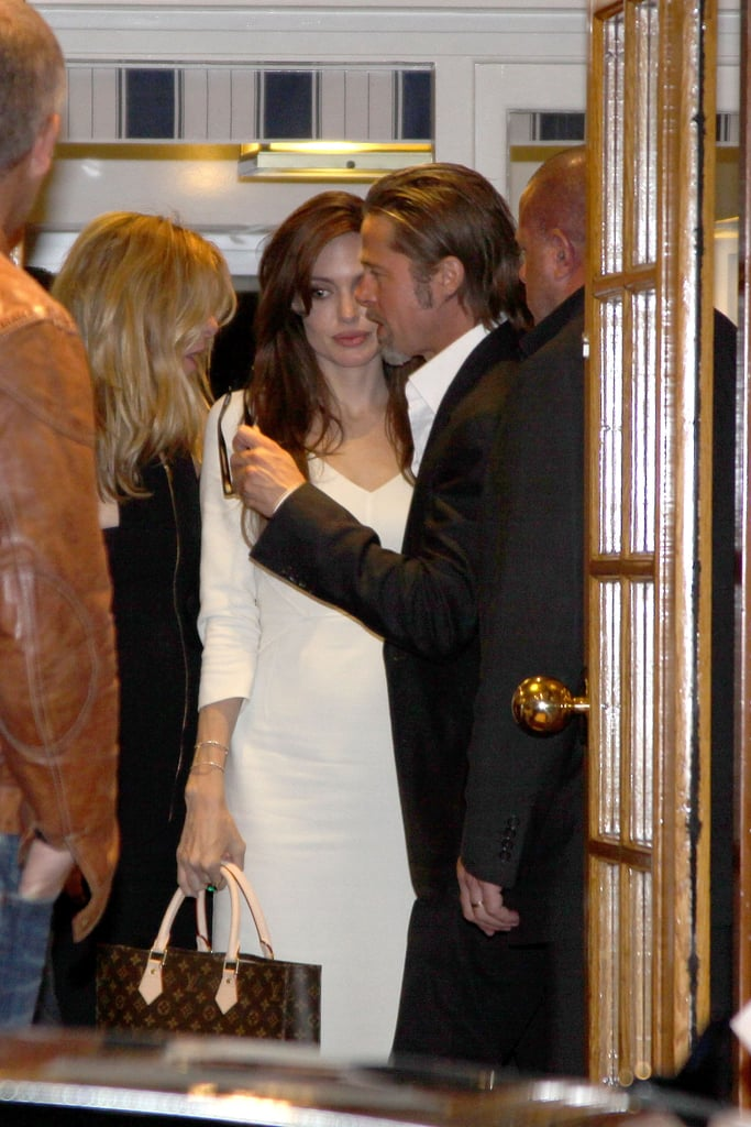 Photos of Brad Pitt and Angelina Jolie in Cannes