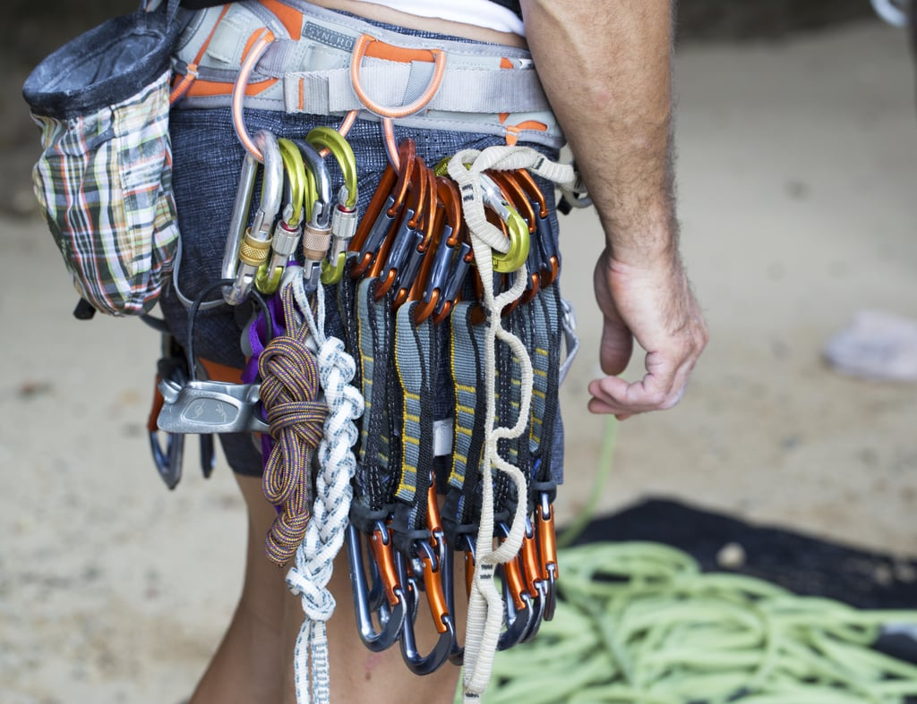 Carabiners as Key Chains