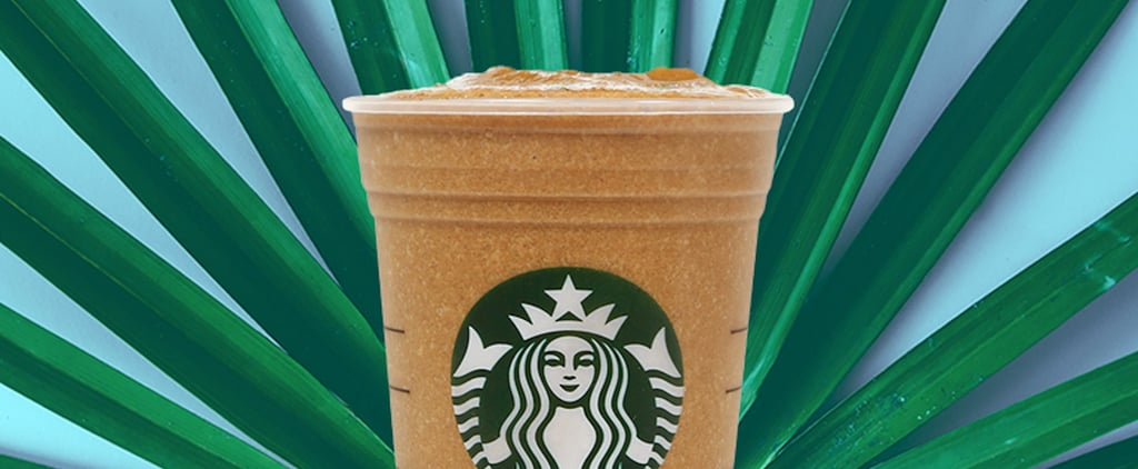 Starbucks Protein Blended Cold Brew Drinks