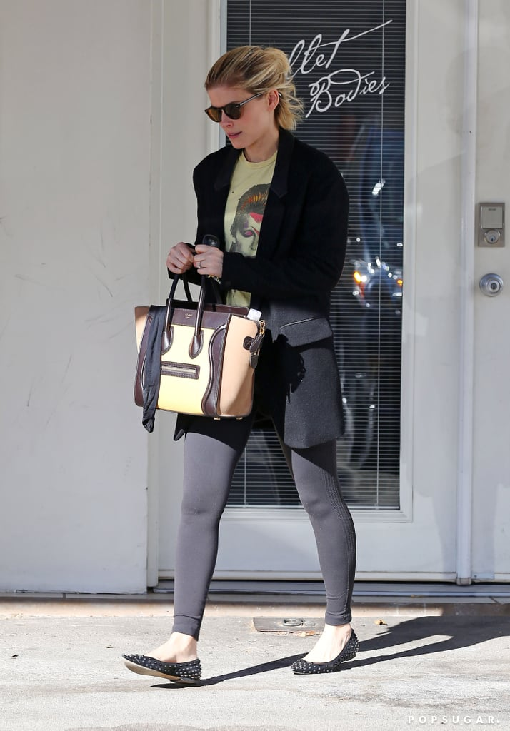 Her Accessories (aka That Céline Bag) Added a Fashionable Touch