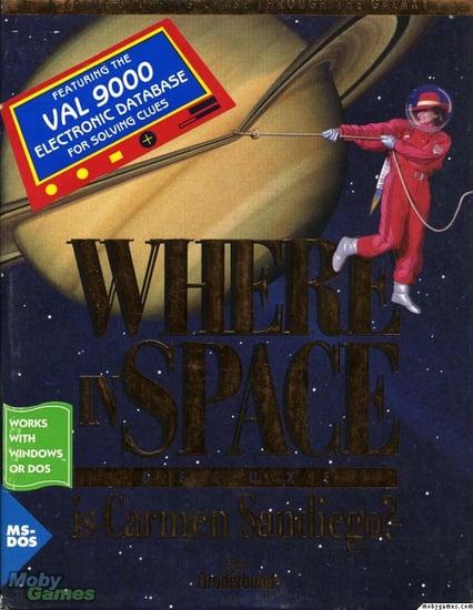 Carmen Sandiego Computer Game