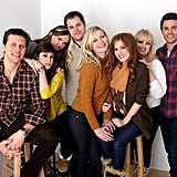 Hayes MacArthur, Lizzy Caplan, Leslye Headland, Kyle Bornheimer, Kirsten Dunst, Isla Fisher, Rebel Wilson, and James Marsden made up the all-star cast for one of the favorite movies of the festival, Bachelorette.