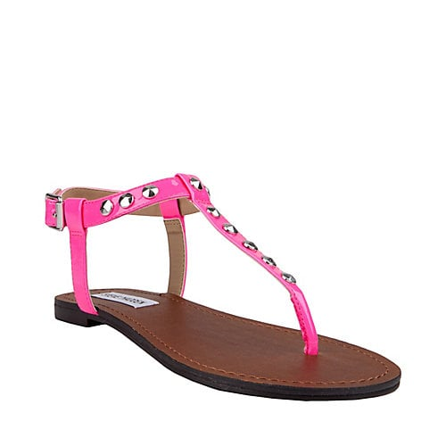 """Neon and studded? Yes, please!"" — Ashley Madekwe
