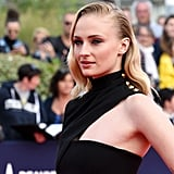 Sophie Turner at the Deauville American Film Festival in 2019