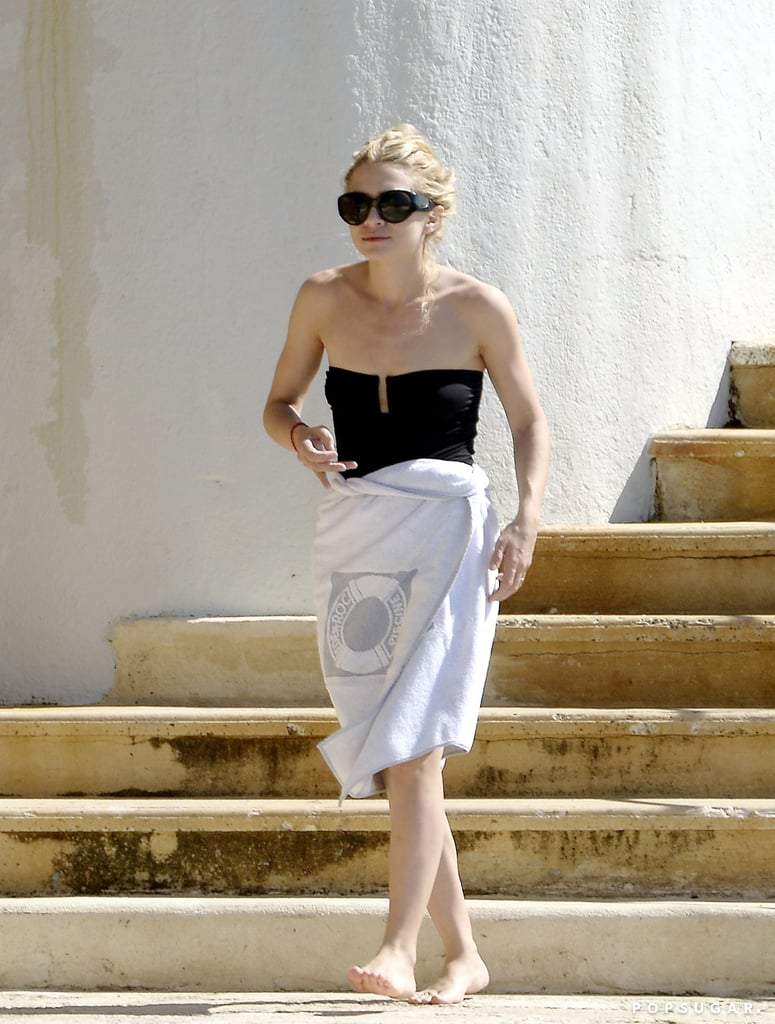Mary kate olsen bathing suit