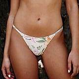 Barbados Itsy Printed Bikini Bottom