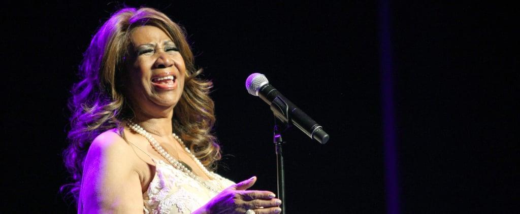 Aretha Franklin Retiring