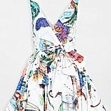 Stella Jean Full Skirted Dress
