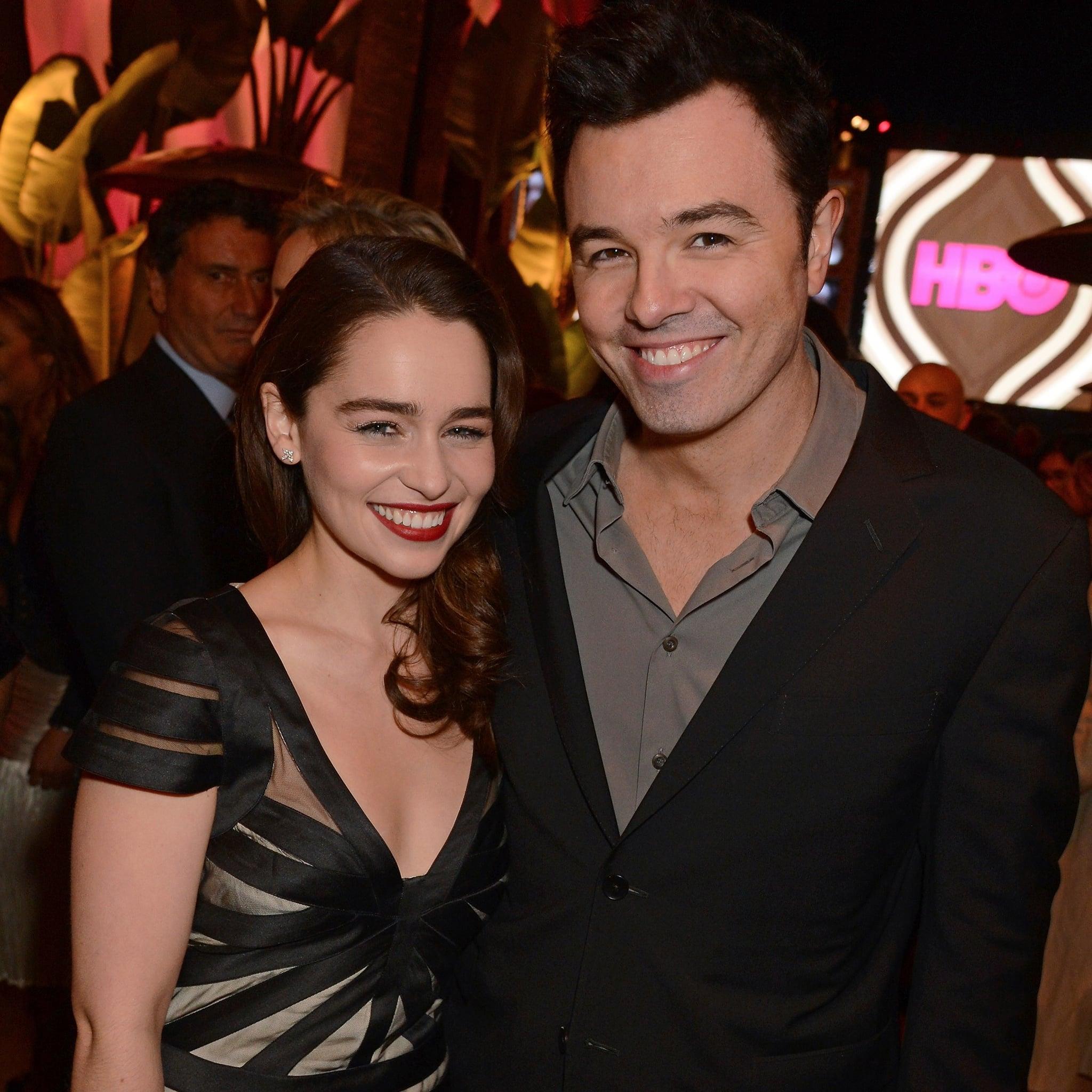 James Franco Girlfriend History Great who has emilia clarke dated? | popsugar celebrity