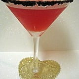 Raspberry Chocolate Kiss Cocktail