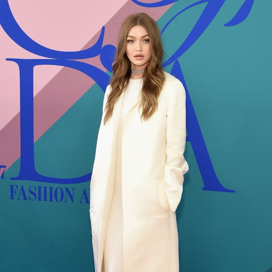 Gigi Hadid's Wearing The Row at CFDA Awards 2017