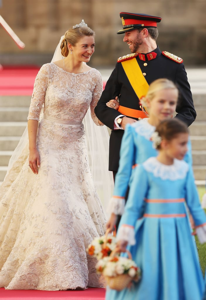 Prince Guillaume and Countess Stephanie