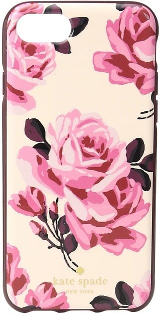 Kate Spade Rosa Phone Case For iPhone 7 Cell Phone Case ($40)