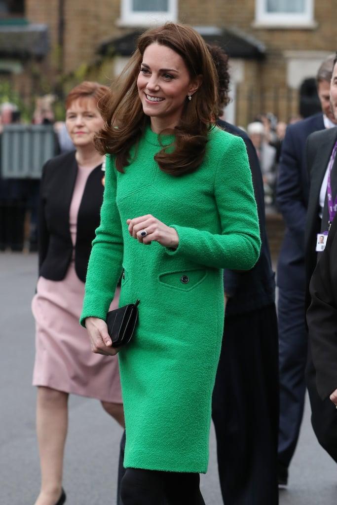 Kate Middleton's Green Dress by Eponine London 2019