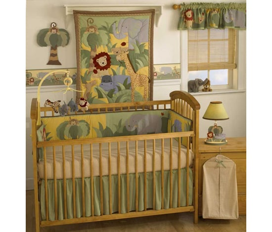 Happy Tails Crib Bedding