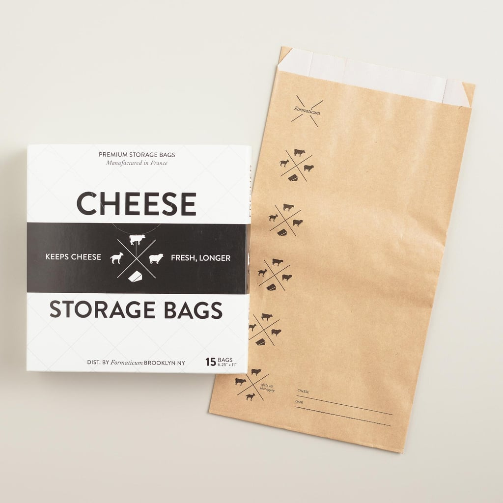 Formaticum Cheese Storage Bags ($9)