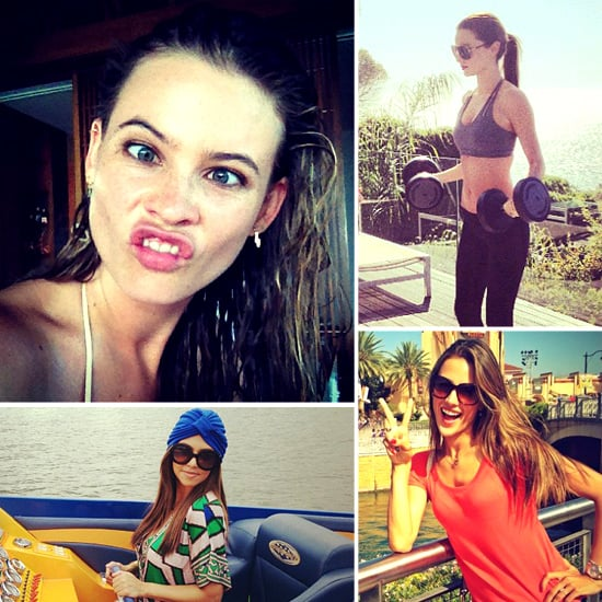 Pictures of Celebrities on Social Media | Sept. 27, 2012