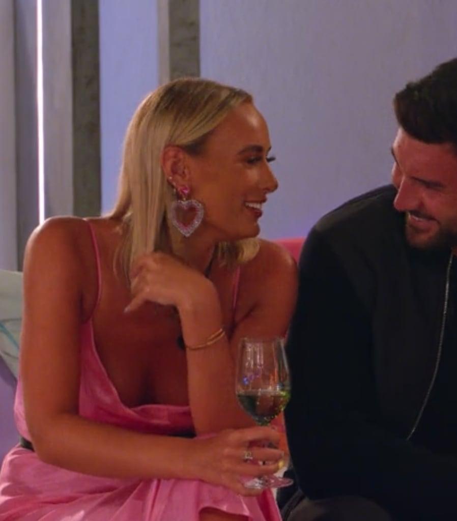 Millie Court Wears Zara on Love Island