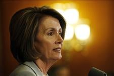 Pelosi Says $150 Billion Economic Stimulus Plan Needed