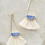 Capwell + Co Ouvea Fringed Drops ($48)