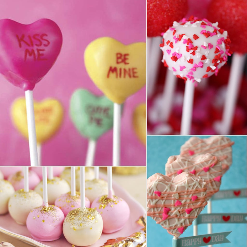 How To Display  Cake Pops