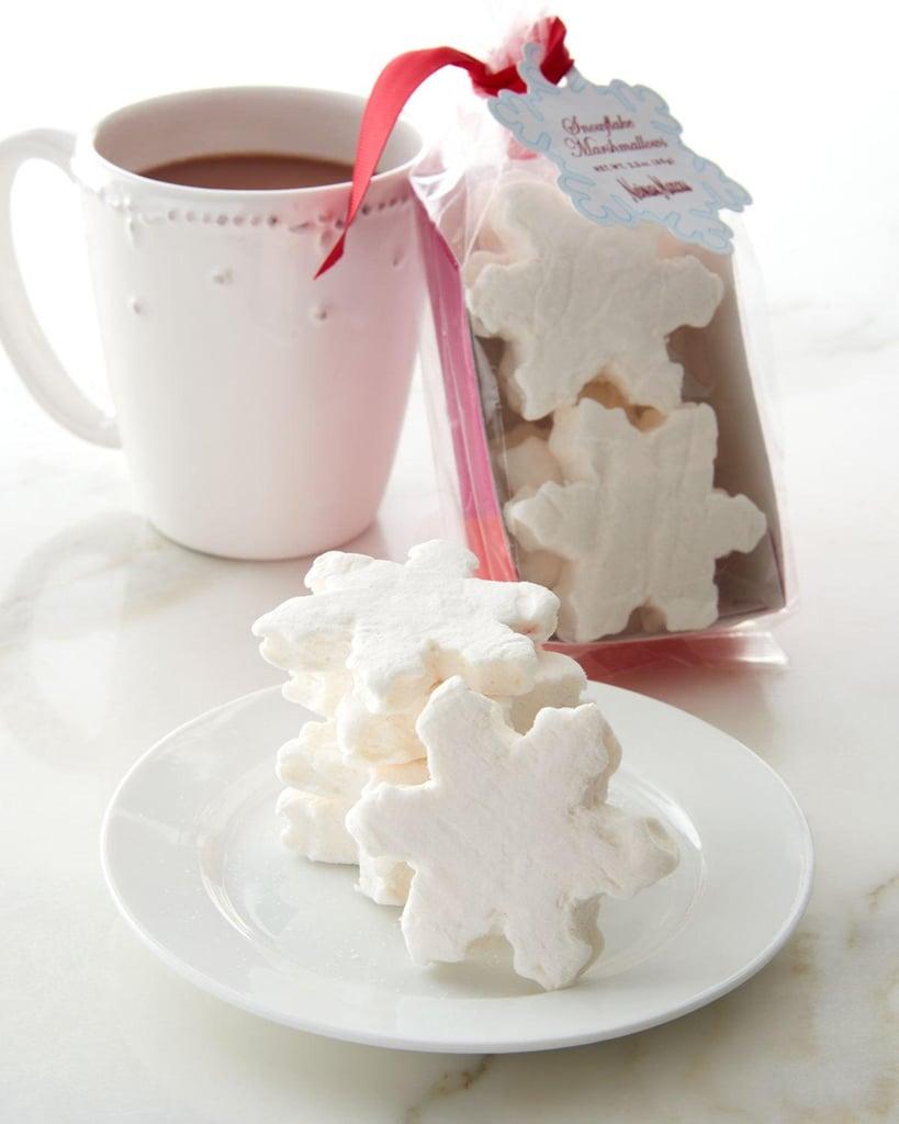 New York Hot Chocolate And Marshmallow