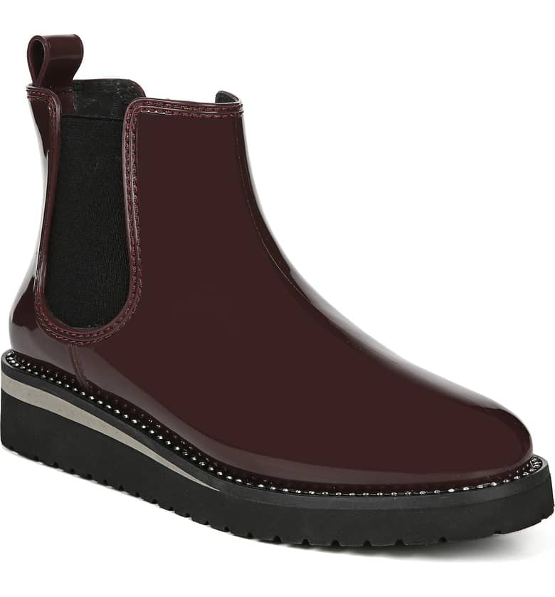 Naturalizer Luna Waterproof Chelsea Boot Best Shoes On Sale At