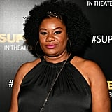 Adrienne C. Moore in Real Life