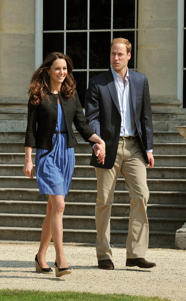 Kate Middleton, Duchess of Cambridge and Prince William Day After Royal Wedding Pictures