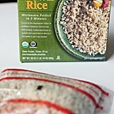 Frozen Organic Brown Rice ($4)