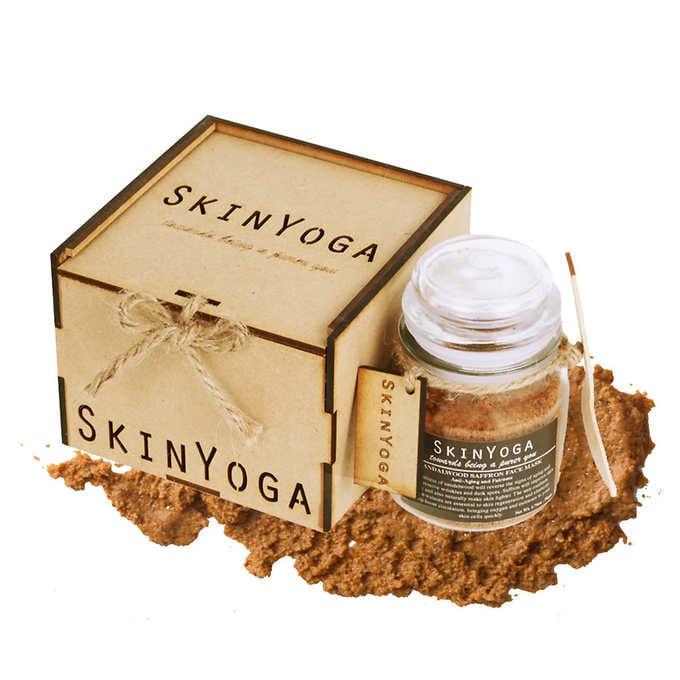 SkinYoga Sandalwood Saffron Face Mask