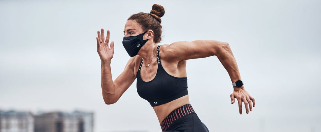 Under Armour Face Masks Are on Sale