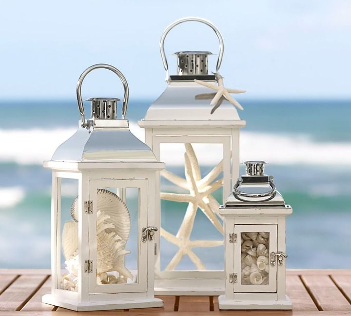 Pottery Barn Lanterns: Best Supplies For A Summer Pool Party